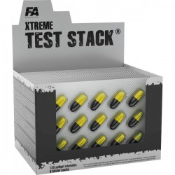 FA Xtreme Test Stack 120cps
